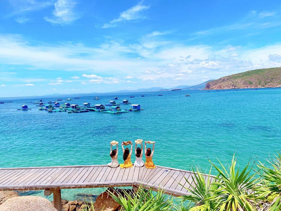 Tour Hòn Khô Eo Gió 1 ngày: Làng chài yên bình - Quy Nhơn Go Travel