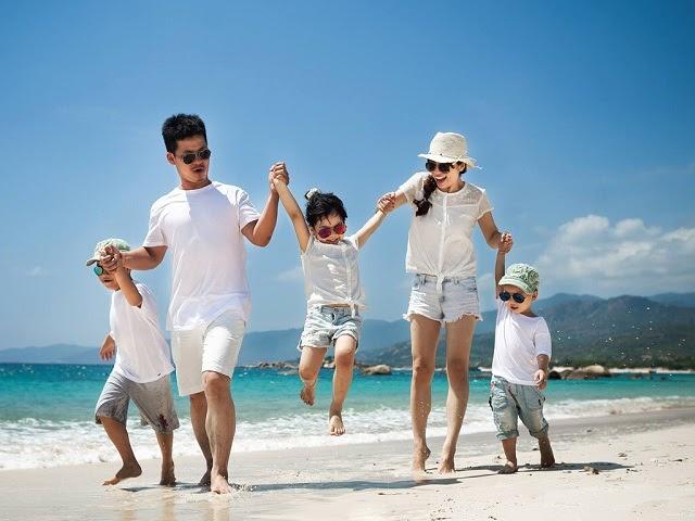 du lịch quy nhơn có trẻ em