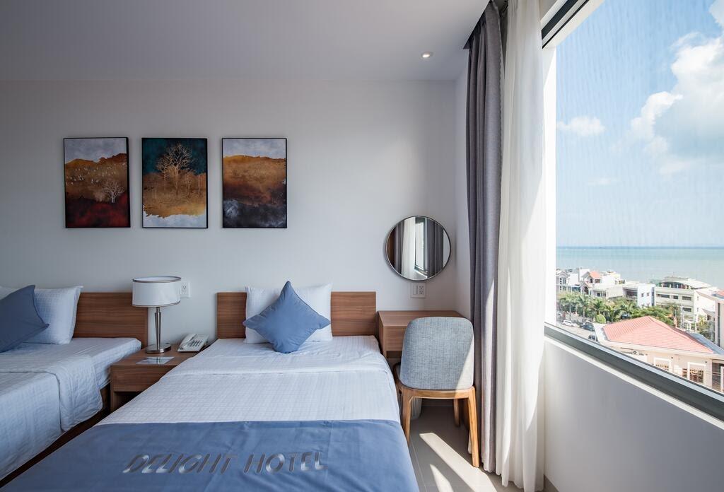 Khách sạn 2 sao gần biển Quy Nhơn