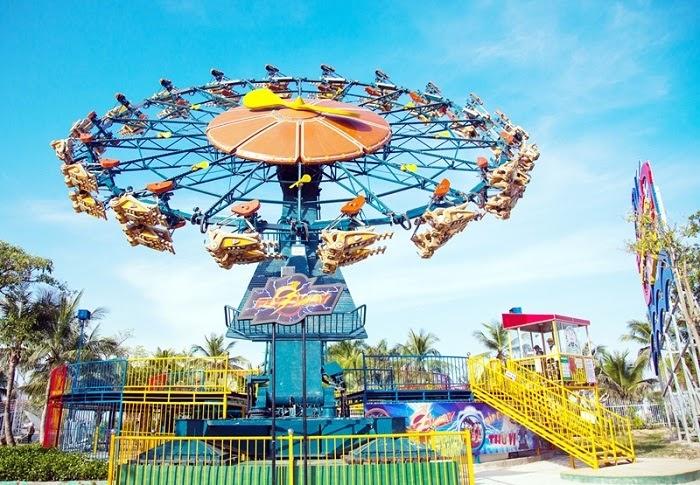 du lịch dành cho trẻ em tại Quy Nhơn